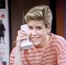 Zack Morris orders up a booty call.  Dags says AC Slater got more chicks, but Jeff says Zack had the style.