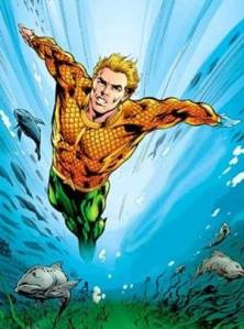Should Aquaman be called Waterman?  How about Seaman?  Does he deserve his own movie?  If he joined Earth, Wind and Fire would they have to rename the group?