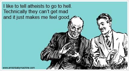 atheist meme