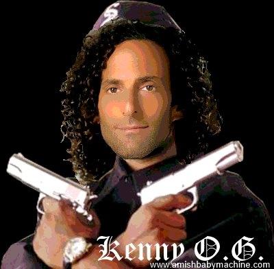Easy-E Kenny G. Mashup meme