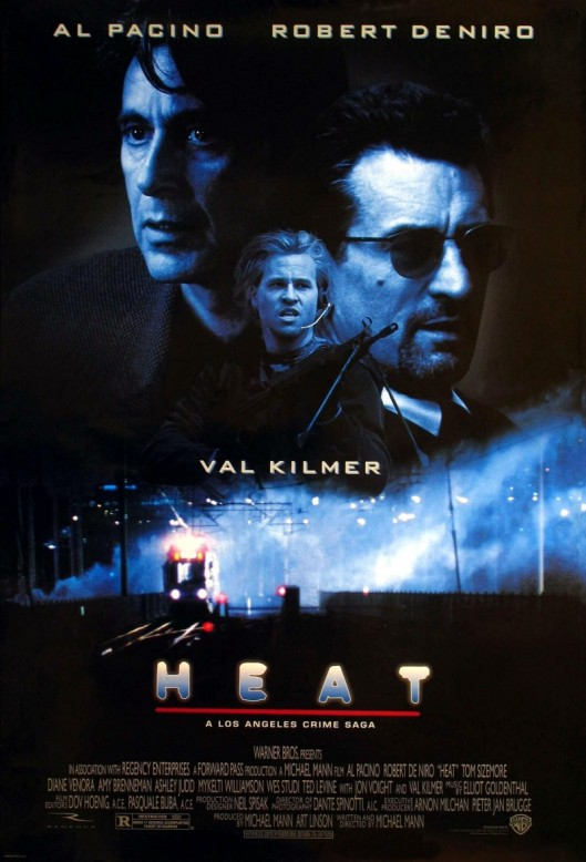 Does another movie have a shoot out  scene better than heat?