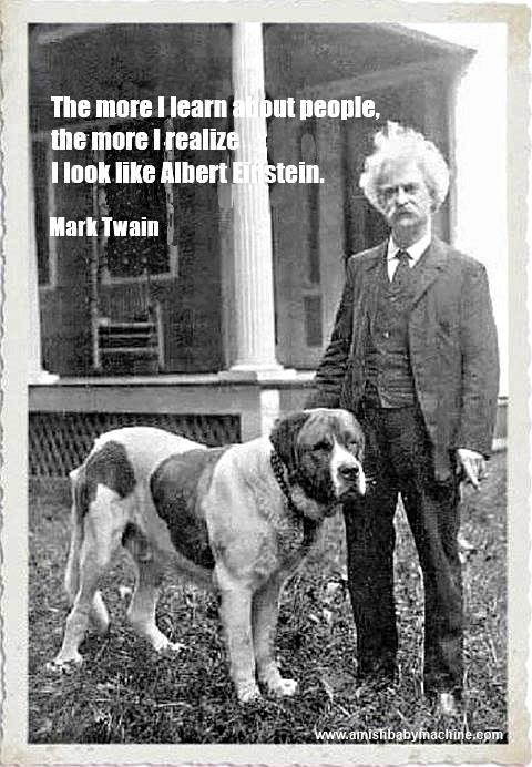 Mark Twain Meme