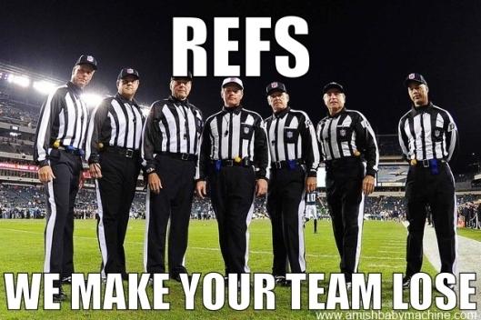 Sports Refs Meme