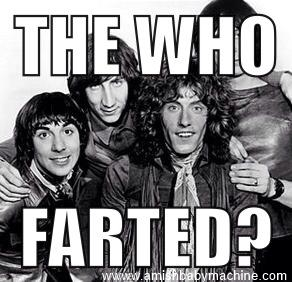 The Who Farted Meme