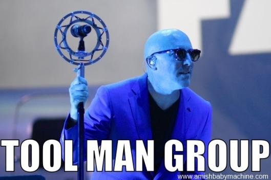 Blue Man Group Tool Mashup Meme