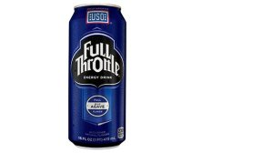 Full Throttle.  Possibly the best energy drink ever.  This is the Blue Agave flavor, formerly known as Blue Demon.