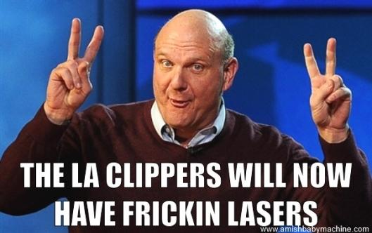 La Clippers Meme