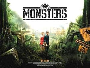 Jeff talks about Monsters from 2010.  Gareth Edwards directed this low budget monster movie and did all of the special effects on an upgraded home computer.  This accomplishment probably won him the Godzilla directing job.