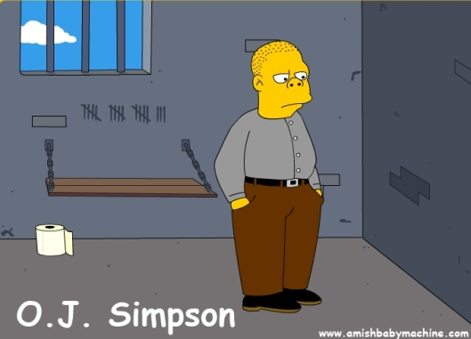 O.J. Simpsons Mashup Meme