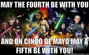 Star Wars Cinco De Mayo Mashup Meme