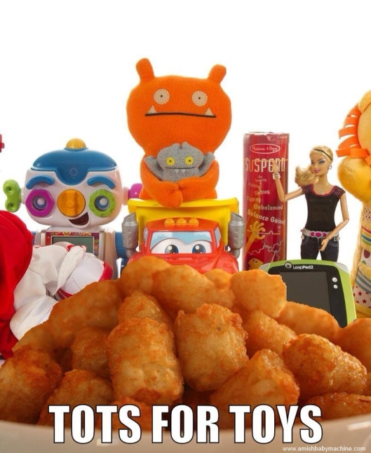 Toys For Tots Meme