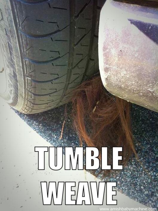 Tumble Weave Meme