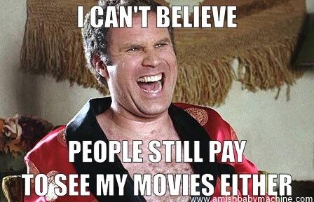 Will Ferrell Meme