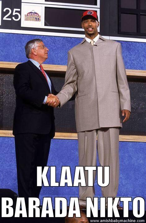 NBA Draft 2014 meme