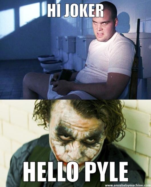 The Joker meme