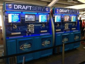Self serve beer machines have been installed at Target Field for the MLB All Star game.  Dags has been vindicated.  Click the image for the story.