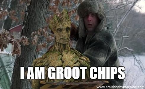Groot meme