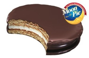 The Moon Pie.  Southern snack cake staple.
