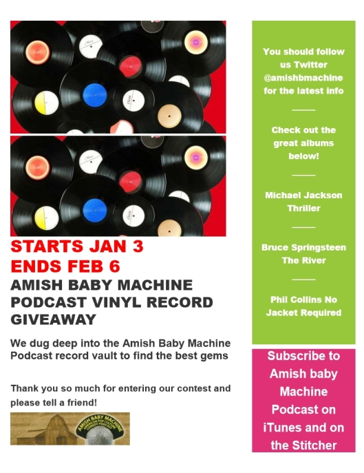 ABM record poster