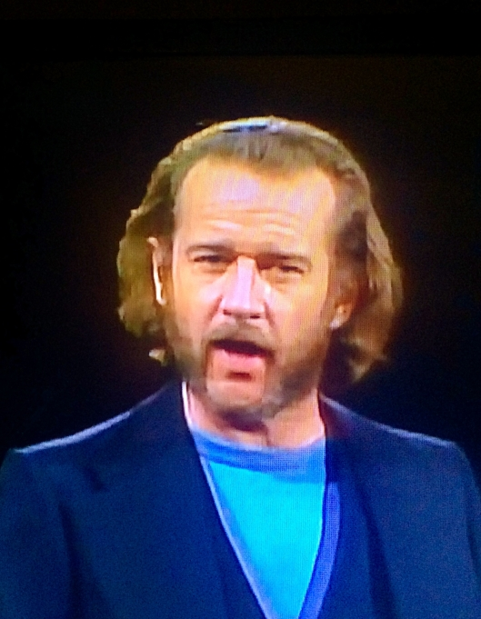 George Carlin on SNL 1975 - Copy