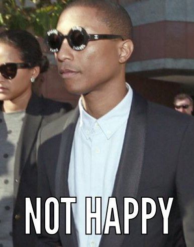 Pharrell Williams guilty meme