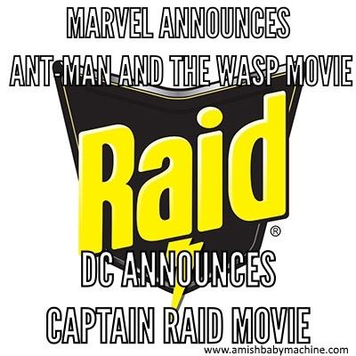Marvel's Ant-Man meme